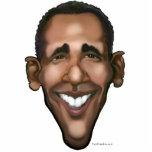 Obama Escultura Fotográfica