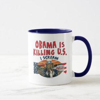 Obama está matando a los E.E.U.U. Taza