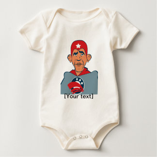 Obama estupendo body para bebé