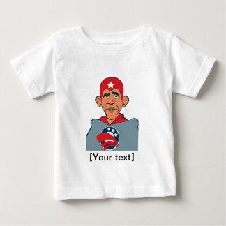 Obama estupendo playera de bebé