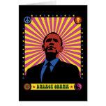 Obama experimentó tarjeta