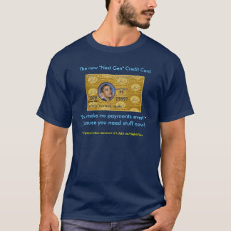 Obama Express Card T-Shirt
