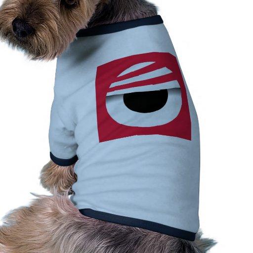 Obama Eye Dog T Shirt