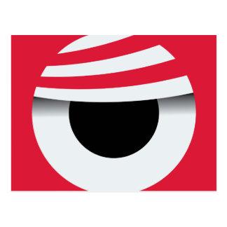 Obama Eye Postcard