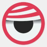 Obama Eye Sticker