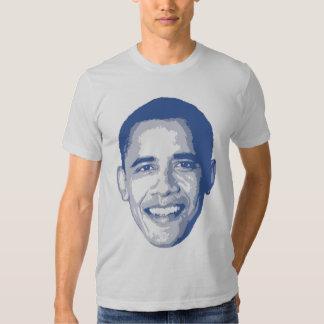 Obama Face Tshirt