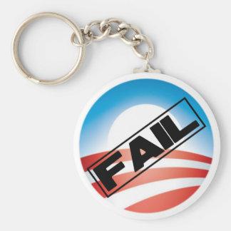 Obama: Fail Key Chain