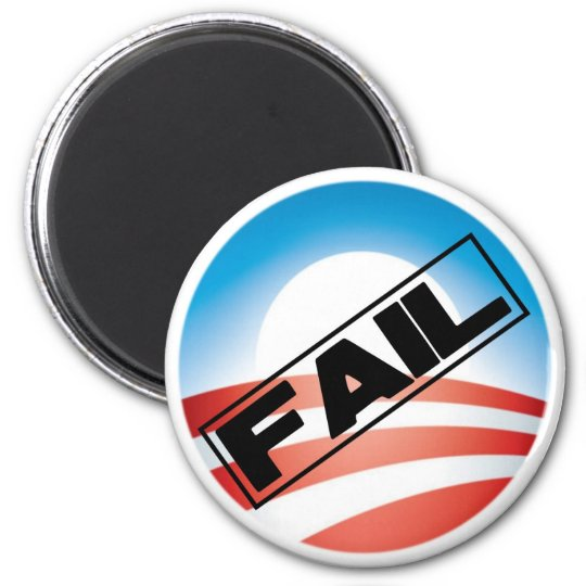 Obama: Fail Magnet