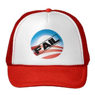 Obama: Fail Trucker Hats