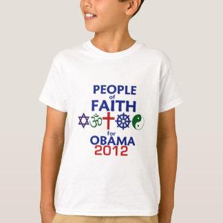 Obama Faith 2012 T-Shirt