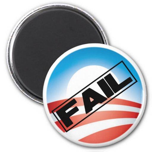 Obama: Fall Imanes De Nevera