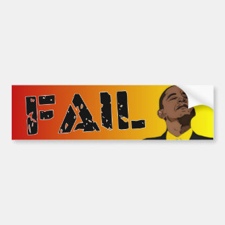 Obama: Fall Pegatina Para Auto