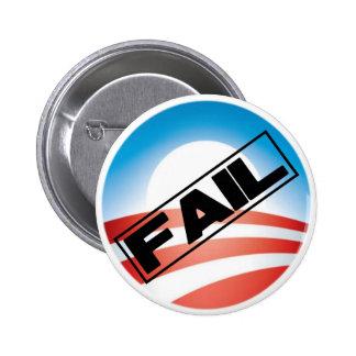 Obama: Fall Pin
