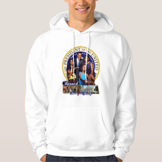 Obama Family 2008 (HS) Hoodie