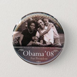 Obama Family - Button