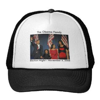 Obama Family Election Night Trucker Hat