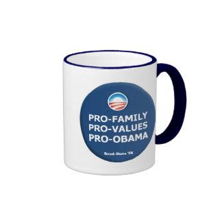 Obama FAMILY Mug