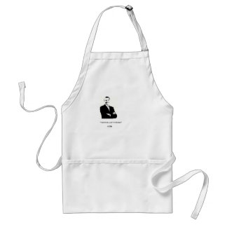 Obama Fans' Prayers Are Answered! Adult Apron