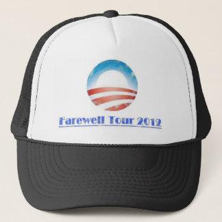 Obama Farewell Tour 2012 Trucker Hat
