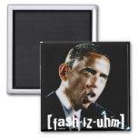 Obama, fascismo [de la molestia-iz-uhm] imanes