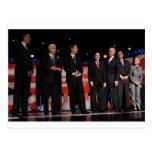 Obama-First Debate Post Cards