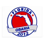 Obama - Florida Post Card