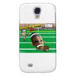 Obama Football Samsung Galaxy S4 Cases