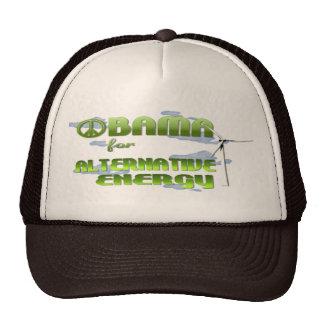 Obama for Alternative Energy Hat