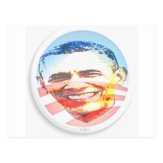Obama for America Postcard