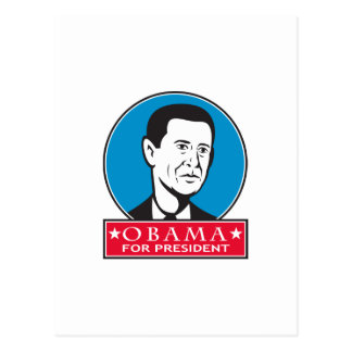 Obama For American President Post Cards
