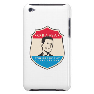 Obama For American President Shield Barely There iPod Case