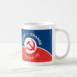 Obama for Change - Mug