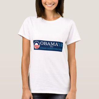 Obama for Drain Commissioner T-Shirt