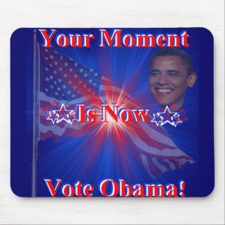 Obama for President '12 Mouse Pad
