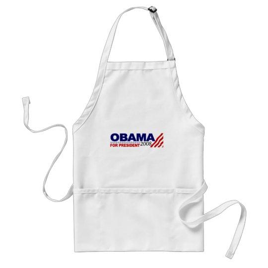 Obama For President 2008 Adult Apron