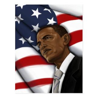 Obama for President 2012 election gear Postcard