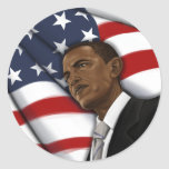 Obama for President 2012 election gear Stickers