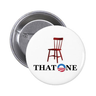 Obama for President 2 Inch Round Button
