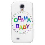 Obama for President, Baby! Galaxy S4 Case