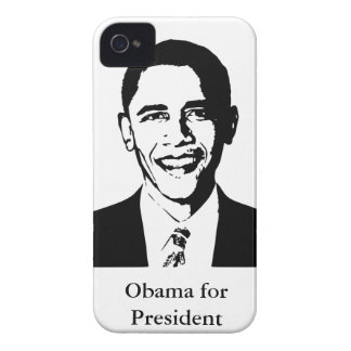 Obama for President customizable iphone 4 case