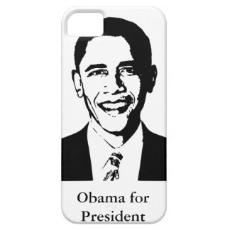 Obama for President customizable iphone 5 case