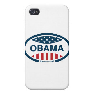 Obama for president case for iPhone 4