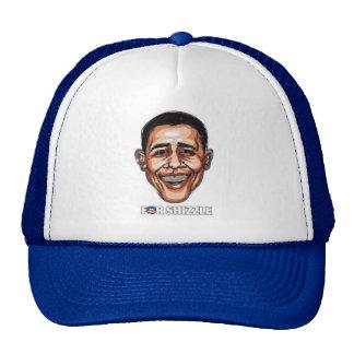 Obama For Shizzle Trucker Hat