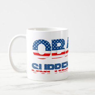 Obama for Supreme Court Coffee Mug