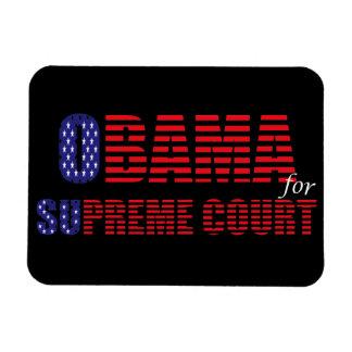 Obama for Supreme Court Flexible Magnet