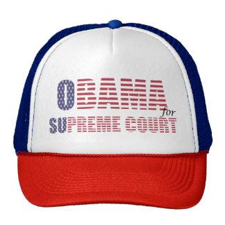 Obama for Supreme Court Trucker Hat