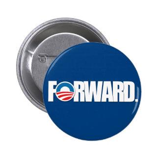 Obama - FORWARD 2012 Pinback Button