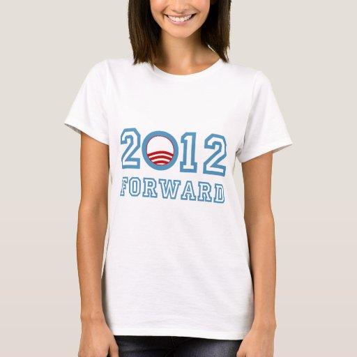 Obama forward 2012 T-Shirt