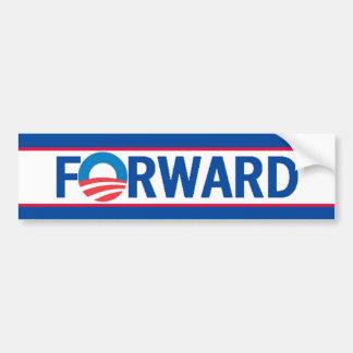 Obama FORWARD Bumper Sticker