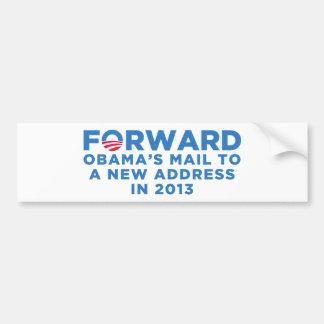 Obama Forward Bumper Stickers